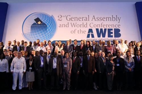 세계선거기관협의회(A-WEB) 총회 개최