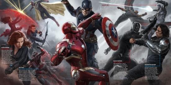 [영화속 선거] 캡틴 아메리카: 시빌 워 (2016) 관련이미지 1