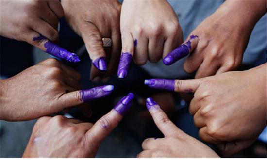 [재밌는 선거] 잉크로 찍는 선거 인증샷? 일렉션 잉크(election ink) 이야기 관련이미지1