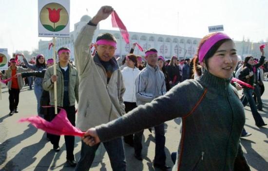 [세계속의 선거]  Color Revolution '색깔 혁명' 관련이미지6