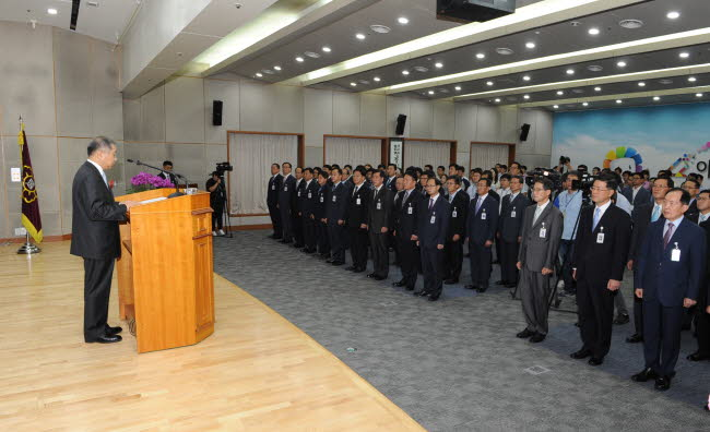 김용덕 제19대 중앙선거관리위원회 위원장 취임 관련이미지4