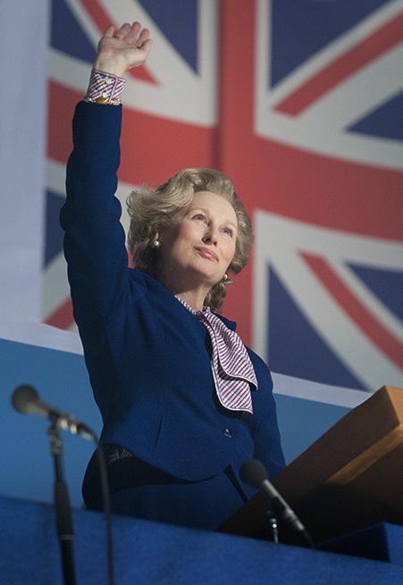 [영화속 선거] 철의 여인(The Iron Lady) 관련이미지2