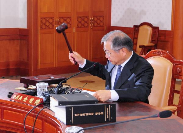 19대 대통령선거 당선인 결정 위원회의 및 수여식 관련이미지2