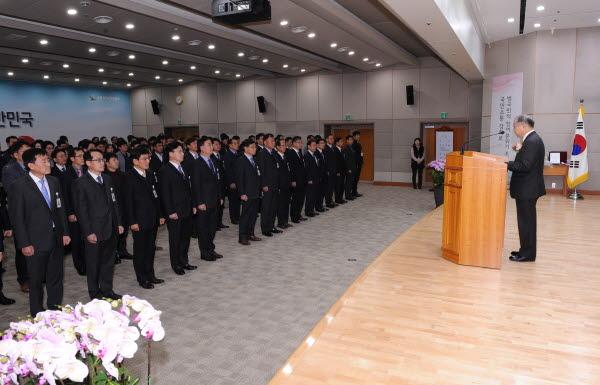 김용덕 제19대 중앙선거관리위원회 위원장 퇴임식 관련이미지2