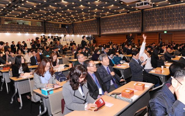 중앙선관위, 지방선거와 「동네 민주주의」 컨퍼런스 개최 관련이미지3