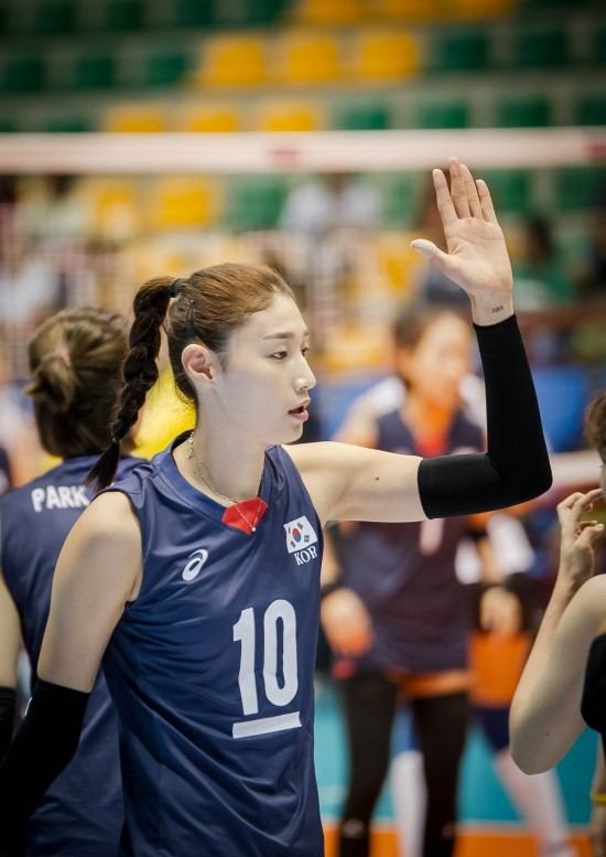 [특별기고] 대한민국 국가대표, 배구여제 김연경 선수를 만나다!  관련이미지1