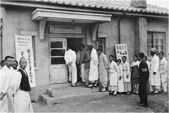 [역사속 선거] 사진으로 보는 민주선거 70년 관련이미지1