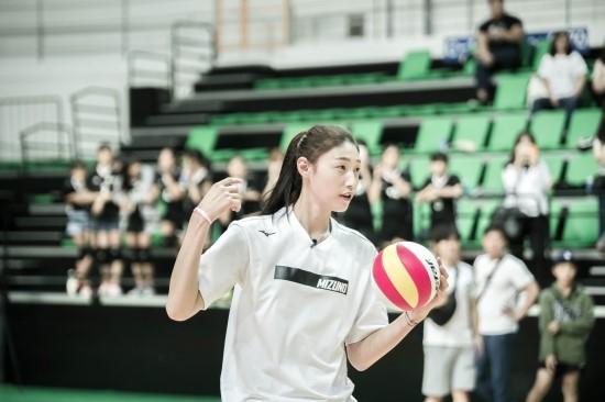 [특별기고] 대한민국 국가대표, 배구여제 김연경 선수를 만나다!  관련이미지6