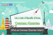 What are Overseas Obsentee Voters?