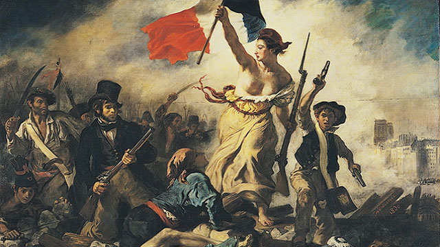 만약 프랑스 대혁명 때 국민투표가 있었다면?