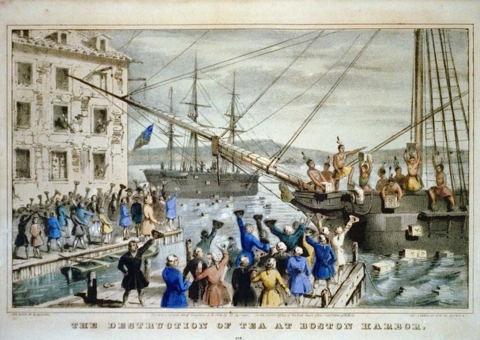 영국 콘월리스 장군의 항복으로 끝난 미국독립혁명 관련이미지1