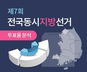 제7회 전국동시지방선거 투표율 분석